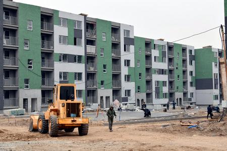 Новости: Доконца года по«Нурлы жер» вАлматы сдадут 124 дома